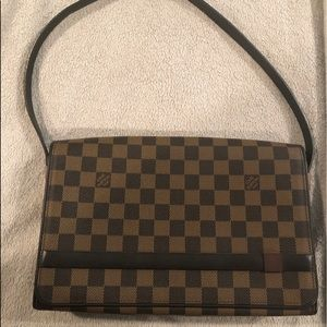 LV Ebene Tribeca Long Shoulder bag